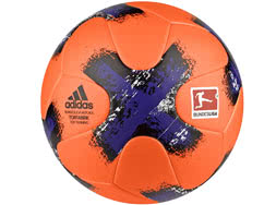 Adidas Torfabrik Winterball 2017/2018 OMB Spielball der Bundesliga (warning)