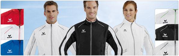 Im Teamsport Shop die Erima Alpha Sportbekleidung kaufen