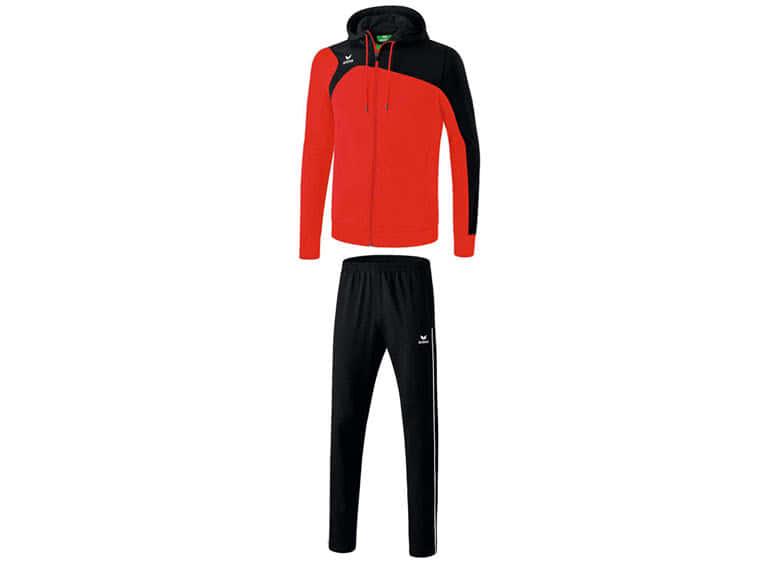 Erima Club 1900 2.0 Trainingsanzug mit Kapuze im Teamsport Shop bestellen.