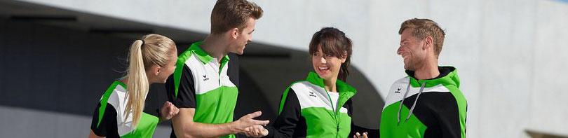 Erima Premium One Sportbekleidung für den Multi Teamsport