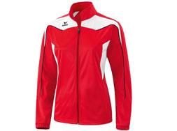 Mit der Erima Damen Polyesterjacke Shooter die Trainingsjacke der Teamsport Linie kaufen
