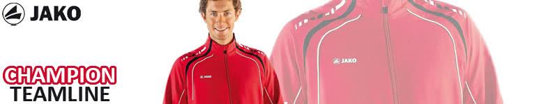 Die Jako Champion Sportbekleidung und Sportartikel der Teamsport Kollektion bestellen
