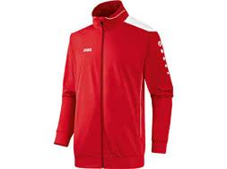 Die Jako Cup Polyesterjacke als Sportjacke für den Trainingsanzug der Teamline