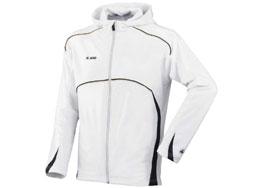 Die Jako Passion Kapuzenjacke aus der neuen Teamsport Line. Sportive Jako Sportbekleidung für Mannschaften
