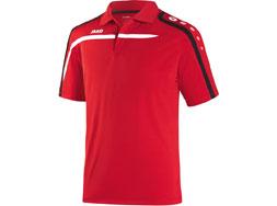 Das Jako Performance Polo als Sport Poloshirt aus Polyester Mateiral bestellen