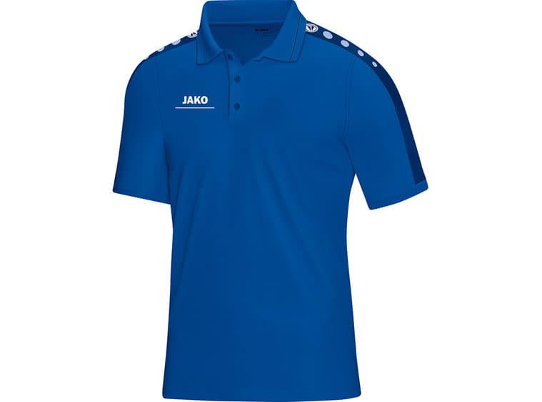 Jako Striker Polo als Poloshirt f�r Fu�ball, Tennis, Handball und weitere Sportarten