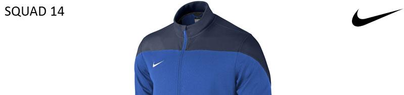 Die Nike Squad 14 Teamline f�r Vereine und Mannschaften