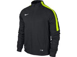 Nike Squad 15 Pr�sentationsjacke zum Pr�sentationsanzug. Nike Squad 15 Woven Jacket