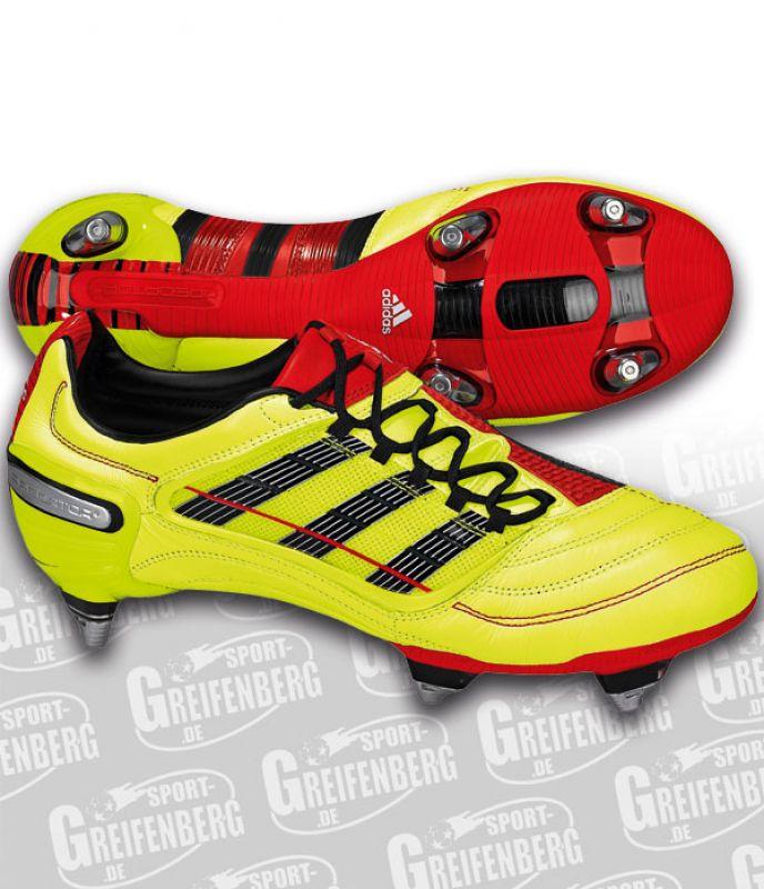 Die Adidas Predator X TRX SG sind dabei vorallem für Spieler gedacht die auf