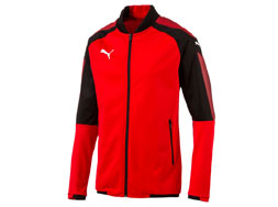 Puma Ascension Woven Jacket als Präsentationsjacke aus dem Profi Sport