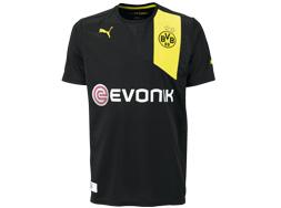 Im Fan Shop das BVB Trikot 2012/2013 Home online kaufen