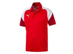 Mit dem Puma Esito 4 Poloshirt das Polo in 5 Vereins-Farben bestellen