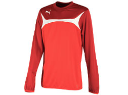 Das Pume Esito 3 Training Sweat als Sportartikel aus Polyester