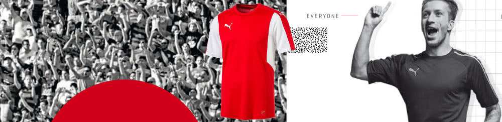Puma Esito 3 Sportbekleidung für Vereine