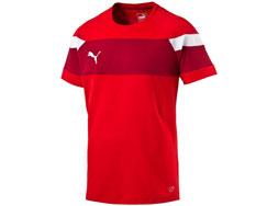 Puma Spirit II Leisure T-Shirt aus Baumwolle Material bestellen
