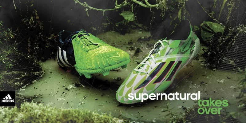 Adidas Supernatural Fußballschuhe