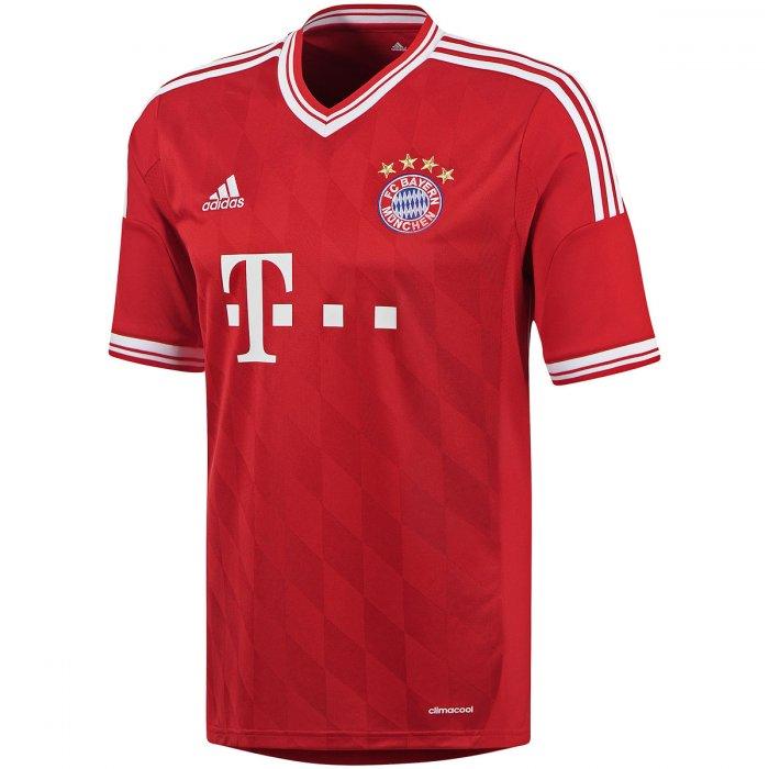 FC Bayern Heim Trikot 2013/2014 für Kinder und Herren