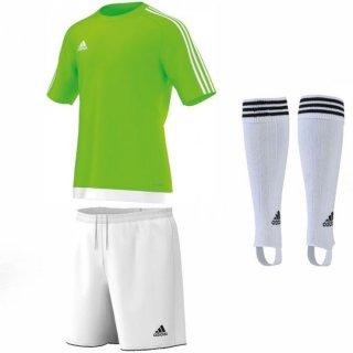 solar green/white - white - white Farbe