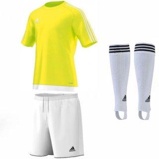 solar yellow/white - white - white Farbe