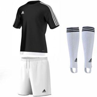 black/white - white - white Farbe