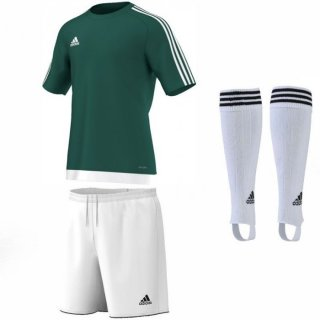 collegiate green/white - white - white Farbe