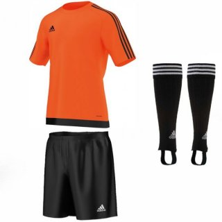 solar orange/black - black - black Farbe