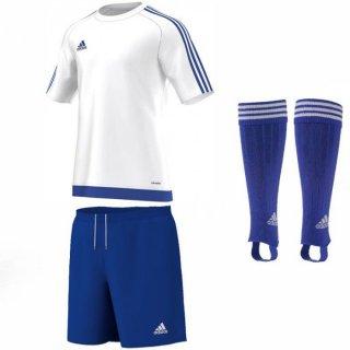 white/blue - blue - blue Farbe