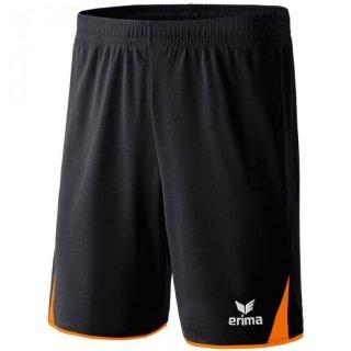schwarz/orange Farbe