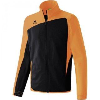 schwarz/neon orange Farbe