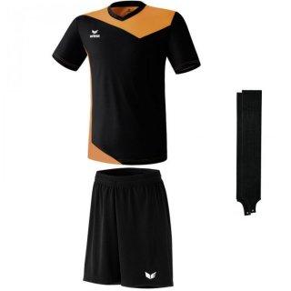 06 schwarz/neon orange - schwarz - schwarz Farbe
