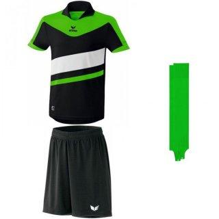 schwarz/green - schwarz - green Farbe