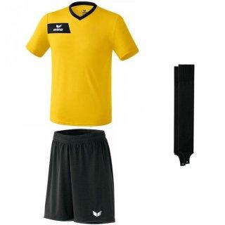 gelb - schwarz - schwarz Farbe