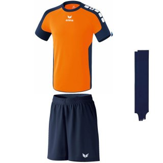 neon orange/new navy - navy - navy Farbe