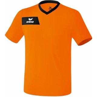 orange/schwarz Farbe
