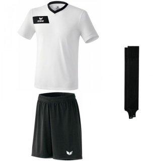 weiß - schwarz - schwarz Farbe