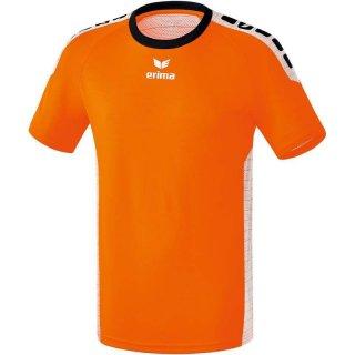 orange/white Farbe