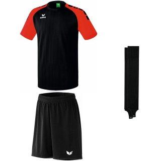 black/red - black - black Farbe