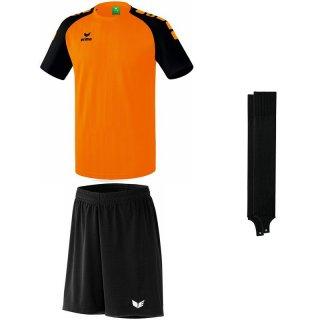 orange/black - black - black Farbe
