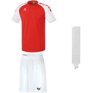 red/white - white - white Farbe
