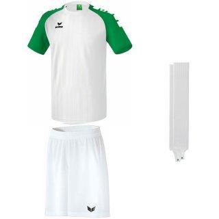 white/smaragd - white - white Farbe