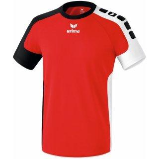 rot/schwarz/weiß Farbe