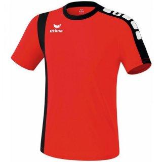 rot/schwarz Farbe