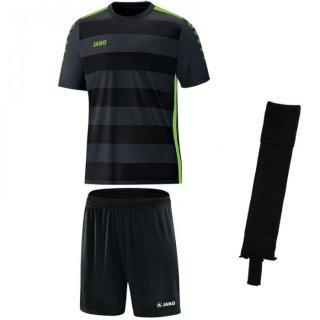 schwarz/neongrün - schwarz - schwarz Farbe