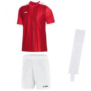 rot/weiß  - weiß - weiß Farbe