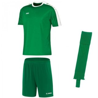 sportgrün/weiß  - sportgrün - sportgrün Farbe