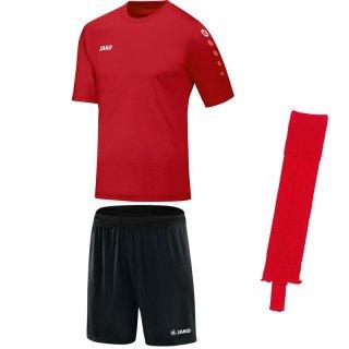rot - schwarz - rot Farbe