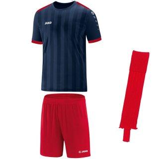 navy/rot - rot - rot Farbe
