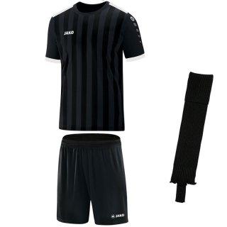 schwarz/weiß - schwarz - schwarz Farbe