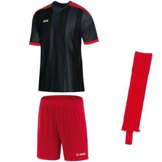 schwarz/rot  - rot - rot Farbe