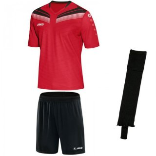 rot/schwarz - schwarz - schwarz Farbe